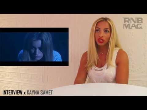 Kayna Samet présente les titres de l'album