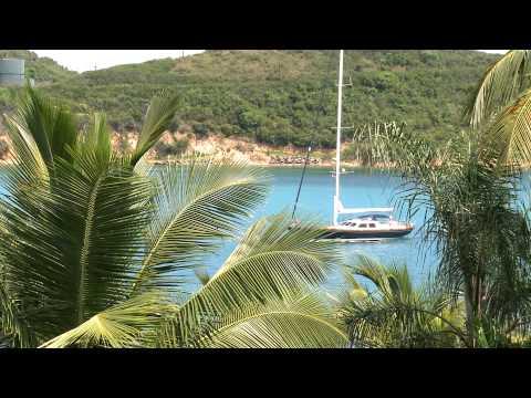 Carib Beach Resor - St. Thomas - De Dansk Vestindiske Øer (видео)