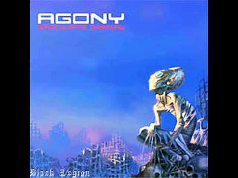 Agony - Apocalyptic Dawning online metal music video by AGONY