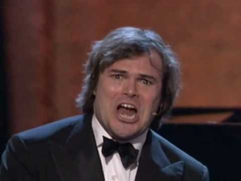 John C. Reilly - Jack Black, Will Ferrell and John C. Reilly sing at the Oscars - 79th Annual Academy Awards®.