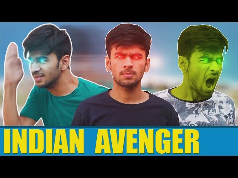 Indian Avenger (If Indians Had SuperPowers)