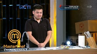 Video MASTERCHEF INDONESIA - Kegugupan Membuat Seorang Manajer Restoran Gagal | Audisi 2 | Part 6 MP3, 3GP, MP4, WEBM, AVI, FLV Mei 2019