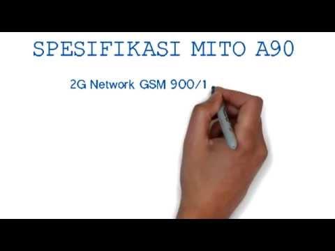 Review dan Spesifikasi Mito A90