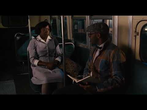The help, bus scene