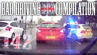 Welcome to the 142nd Bad Driving UK Compilation! Bad Language warning! Road rage, crashes, near misses, funny reactions, ...