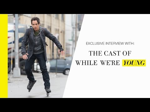 EXCLUSIVE INTERVIEW: The Cast of While We're Young