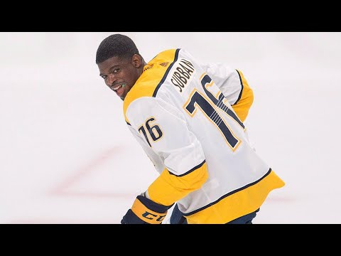 Video: Subban talks Predators season & having personality in the NHL