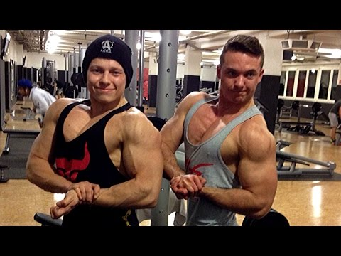 Neue YouTube Generation – Natural Bodybuilding & Fitness Motivation
