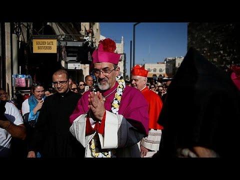 Ιερουσαλήμ: Νέος αποστολικός διοικητής του Ρωμαιοκαθολικού Πατριαρχείου