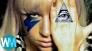 Video Top 10 Celebrities That are Supposedly in the Illuminati MP3, 3GP, MP4, WEBM, AVI, FLV Juni 2019