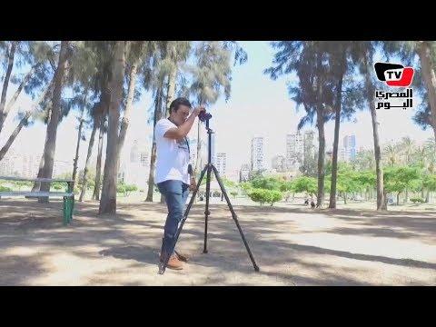 «عاطف» مصور الواقع الافتراضي.. حقق ٢٨ مليون مشاهدة على «google map»