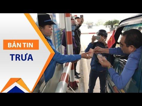 Trình Thủ tướng xin giảm giá vé trạm Bến Thủy | VTC - Thời lượng: 72 giây.