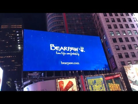 Time Square Fall 2017 TV Commercial 2