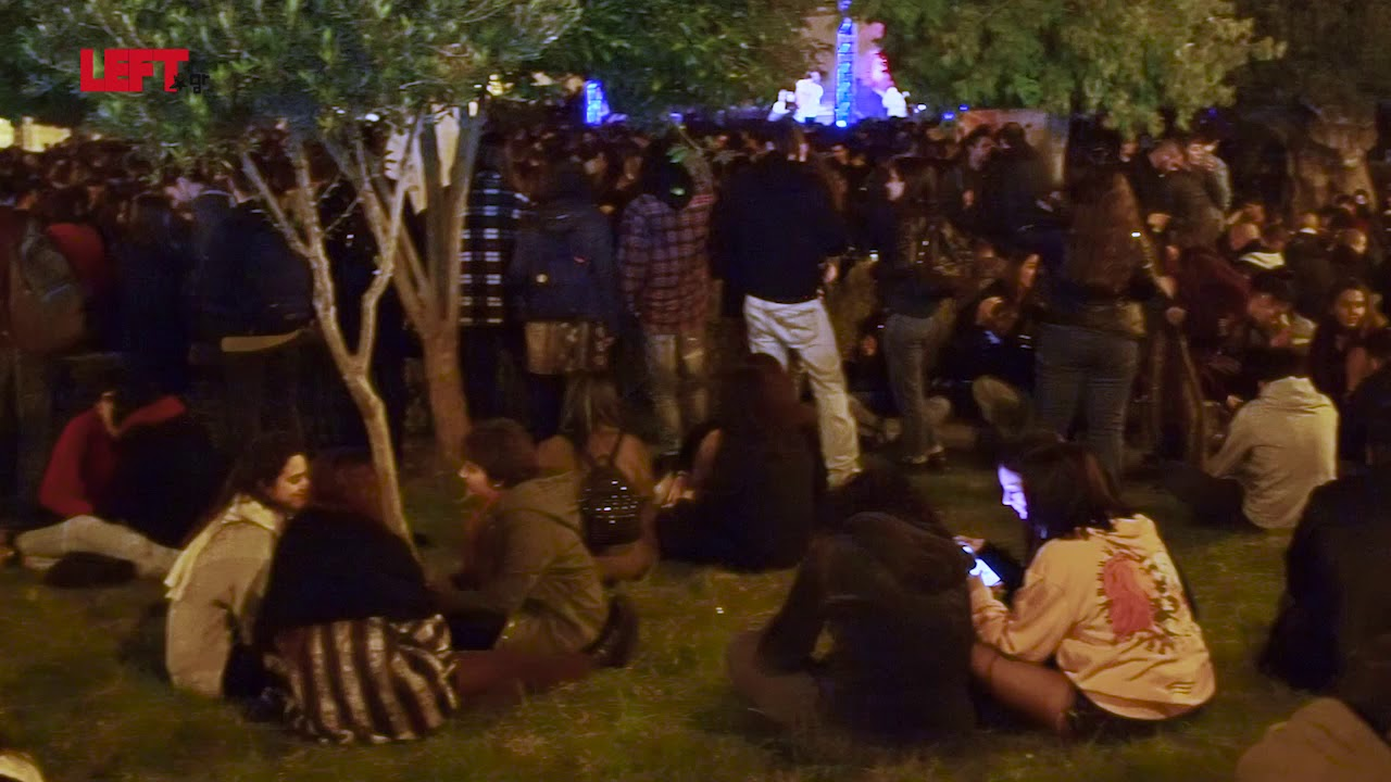Συναυλία ενάντια στην κρατική καταστολή