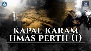 Penelitian Bawah Air Situs Kapal Karam HMAS Perth (I) - Kerjasama Indonesia/Australia