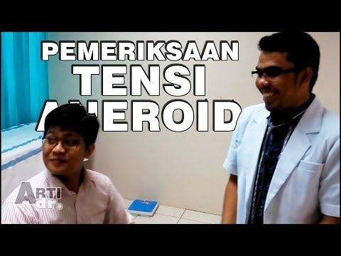 Cara Pemeriksaan Tekanan Darah (Tensi)