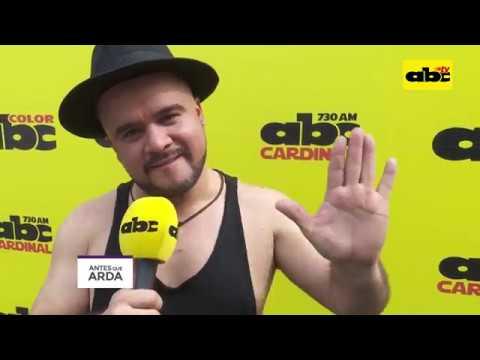 "Abel Ullón presenta ""La razón"""