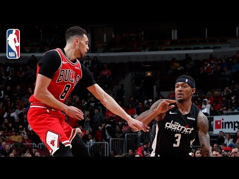 Video: Wizards vs Bulls | Full Game Recap: Bradley Beal & Zach LaVine Duel In Chicago