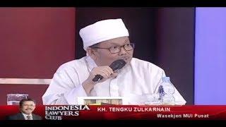 Video K.H.  Tengku Zulkarnaen Wasekjen MUI : Darurat Orang Gila (ILC 13-02-18) MP3, 3GP, MP4, WEBM, AVI, FLV November 2018