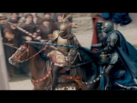 Romeo and Juliet Clip 'The Joust'