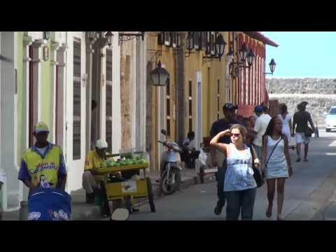 cartagena - Produced by GetUp&Go Films - www.getupandgofilms.com - A declared UNESCO World Heritage site, Cartagena de Indias is South America's best prserved walled cit...