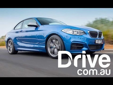 BMW 2-Series Coupe 2014 video review   Drive.com.au