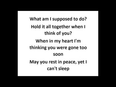 August Alsina - Song Cry (Explicit) Lyrics