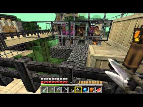 1SYLANT в Ultimate Minecraft 32: Торговля