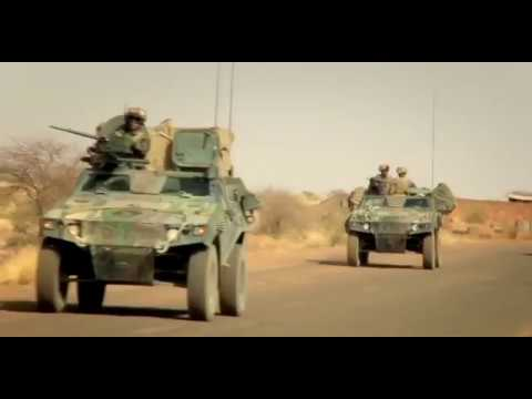 Shadow War in the Sahara  Western Military in N Africa   Documentary   yebAfrica