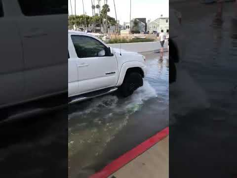 38th Street Flooding by Devin Seaver 7/11/2018