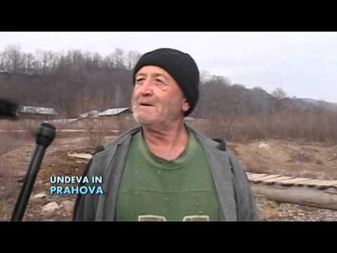 Emisiunea Undeva în Prahova – comuna Cerașu – Ianuarie 2014