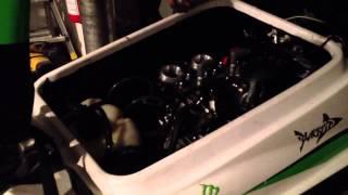 9. Kawasaki 800 sxr