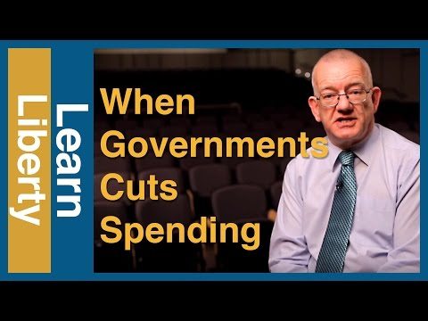 When Governments Cut Spending