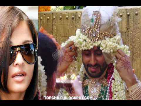 aishwarya-abhishek marriage album