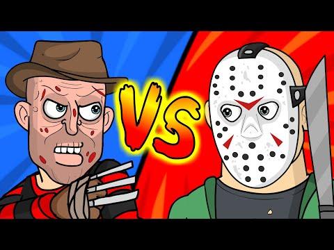 Freddy VS Jason Biggest Fan