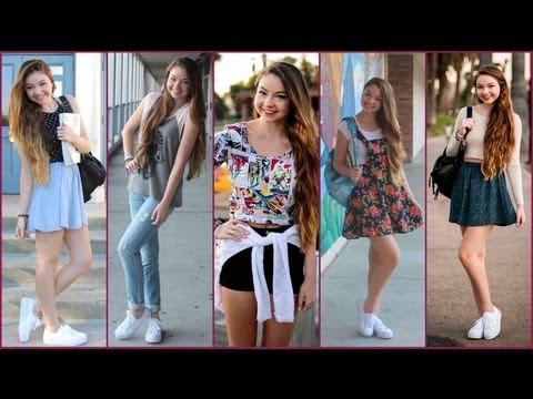 Back to School%3A Outfits of the Week%21