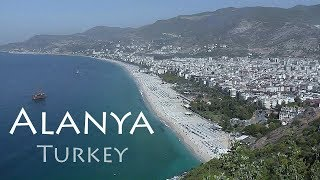 Alanya Turkey  City pictures : TURKEY: Alanya city [HD]