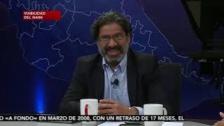 A Fondo, con Eduardo Campos:  Texcoco o Santa Lucía NAIM