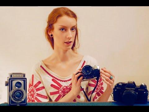 Retro ASMR | 70s Camera Store Roleplay 📷  Softly spoken (видео)