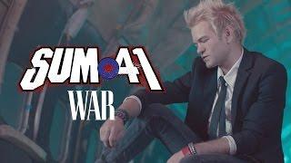 Sum 41 War retronew