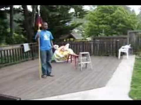 Lion Dance - Jared's Backyard