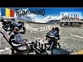 Moto trip Rumunsko 10/2018