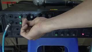 Video Cách chỉnh chống hú cho Âm ly để Hát Hay như Ca sĩ.(huanaudio:0904612323) MP3, 3GP, MP4, WEBM, AVI, FLV Desember 2018