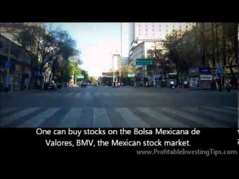 Three Good Ways to Invest in Mexico