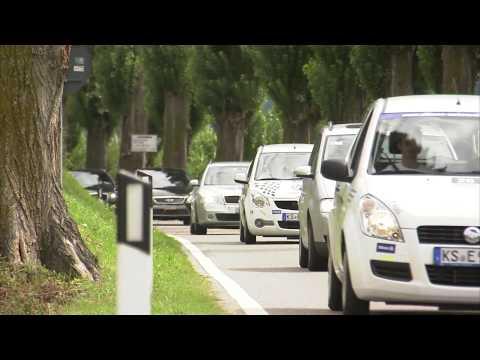 e-miglia 2011 - Daily Highlights | Tag 3 - von Bozen nach St.Moritz
