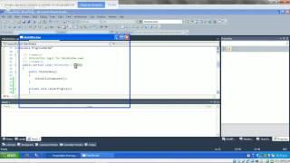 Explicaremos como utilizar el control progressBar para una aplicación de escritorio Windows Presentation Foundation (WPF) con C#.Deja tus dudas y tus comentarios, comparte y siguenos en las redes sociales:*** Redes Sociales ***Facebook:https://www.facebook.com/TIntelligence?fref=ts (Hablando de Programación).Twitter:@uzielmercado11Blog:http://tintelligence.blogspot.com