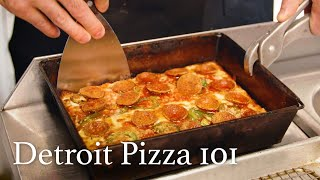 How to Make Easy Detroit-Style Pizza at Home by Chowhound