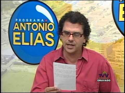Antonio elias 22 09 2015