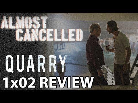 Quarry Season 1 Episode 2 'Figure Four' Review