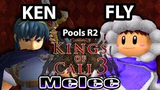 Ken mounts a great comeback against Fly Amanita (KoC3 – 2013)